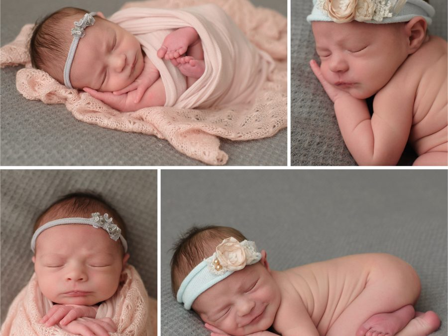 Sweet Louise | Central PA Newborn Photographer