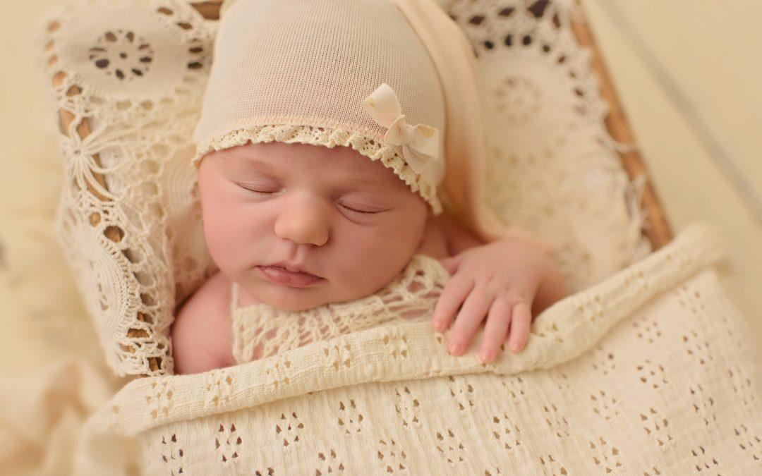 Lucianna | Harrisburg Newborn Photographer
