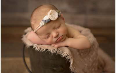 A glimpse| Harrisburg Newborn Photography